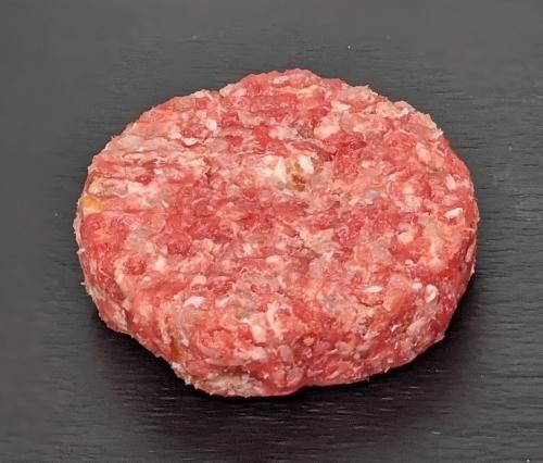"Bifteak haché burger Grolard ""3 + 1"""